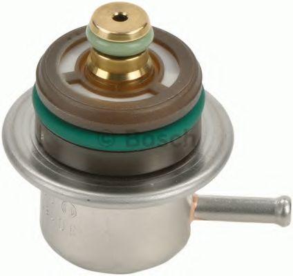 Fuel Pressure Regulator / Switch