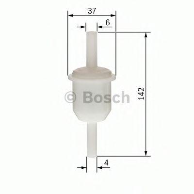 BOSCH Fuel filter 0 450 904 149