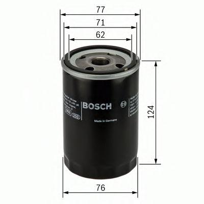 BOSCH Oil Filter 0 451 103 259
