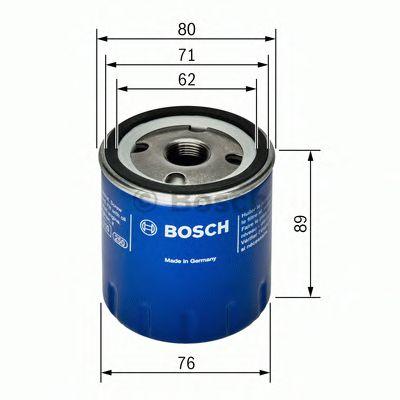 BOSCH Oil Filter 0 451 103 261