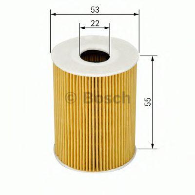 BOSCH Oil Filter 1 457 429 127