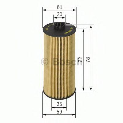 BOSCH Oil Filter 1 457 429 178