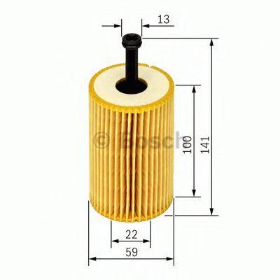 BOSCH Oil Filter 1 457 429 193