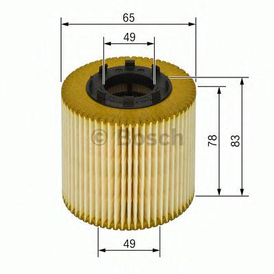 BOSCH Oil Filter 1 457 429 256