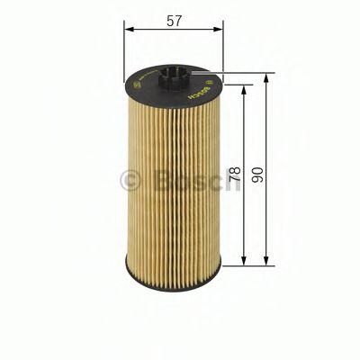 BOSCH Oil Filter 1 457 429 306