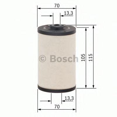 BOSCH Fuel filter 1 457 429 359