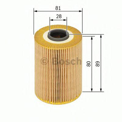 BOSCH Oil Filter 1 457 429 760