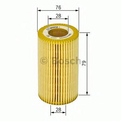 BOSCH Oil Filter 1 457 429 762