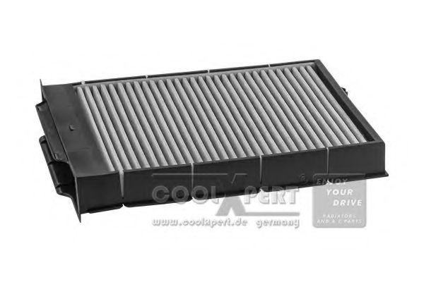 BBR Automotive Filter, interior air 029-20-03322