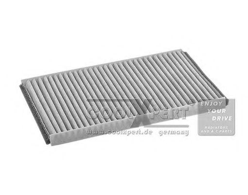 BBR Automotive Filter, interior air 029-20-03438