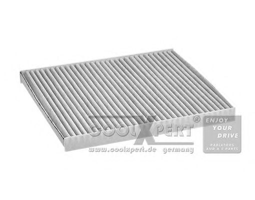 BBR Automotive Filter, interior air 029-20-03443