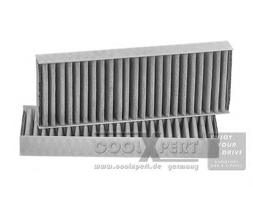 BBR Automotive Filter, interior air 029-20-03444