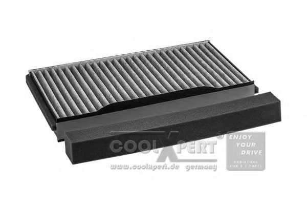 BBR Automotive Filter, interior air 031-20-01910