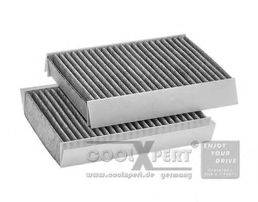 BBR Automotive Filter, interior air 032-20-03315