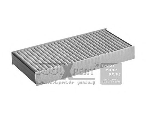 BBR Automotive Filter, interior air 058-20-03367