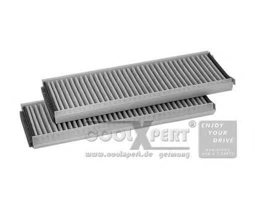 BBR Automotive Filter, interior air 060-20-03450