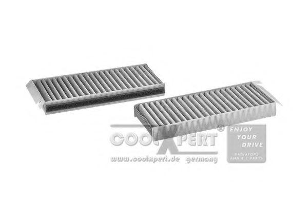 BBR Automotive Filter, interior air 060-20-03451
