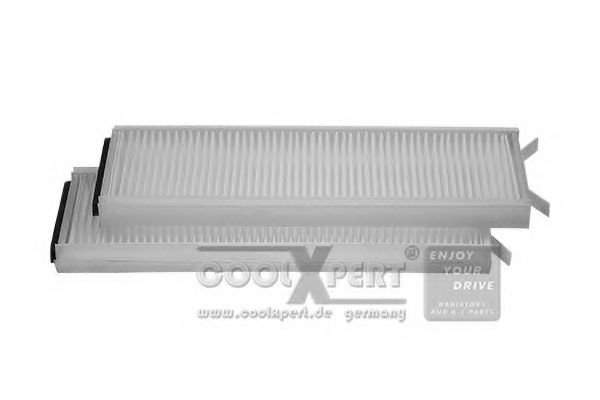 BBR Automotive Filter, interior air 060-20-09235