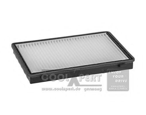 BBR Automotive Filter, interior air 102-20-11542