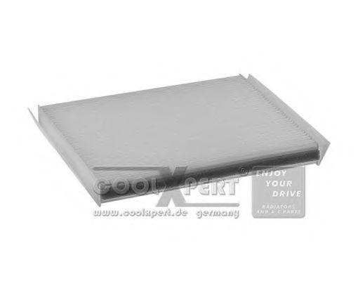 BBR Automotive Filter, interior air 102-20-11543