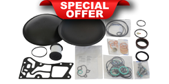 Set of seals 15300133811 for Actros