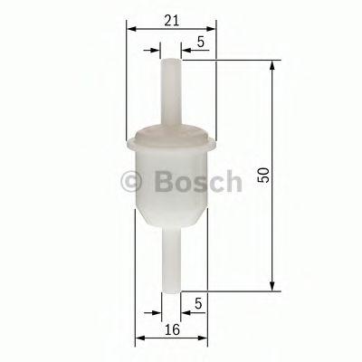 BOSCH Fuel filter 0 450 904 005