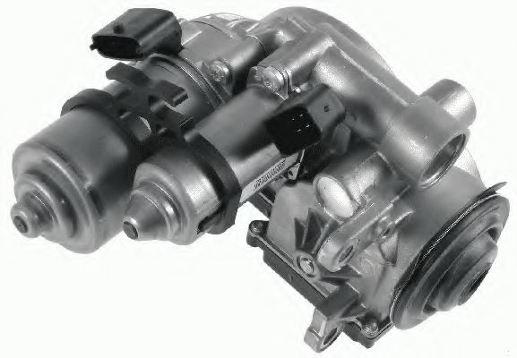 SACHS Selector Lever Module, transmission shift 3981 000 090